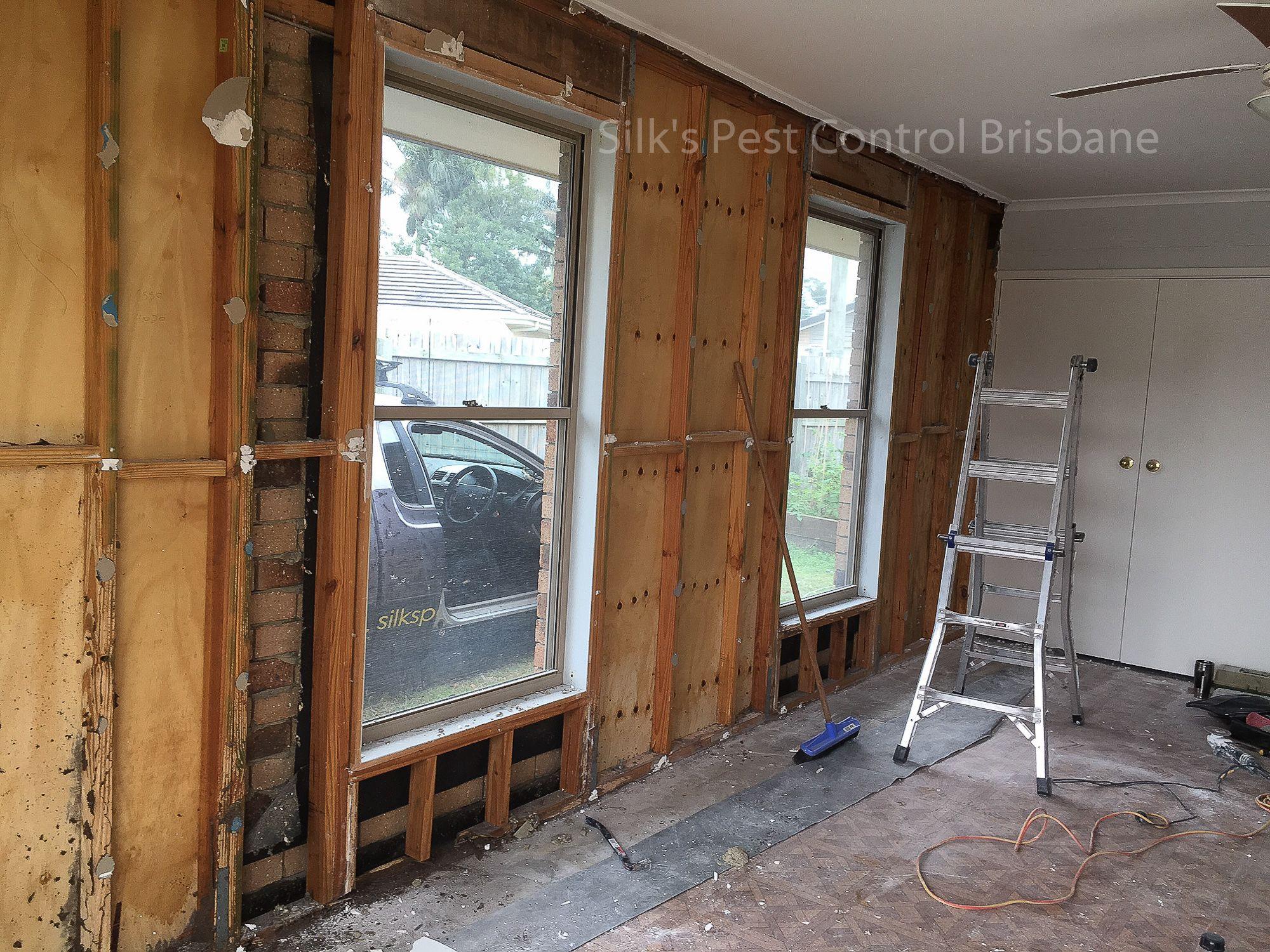 Silk S Pest Control Upper Mt Gravatt Termite Pest Control Experts Termite Pest Control Termite Damage Termites
