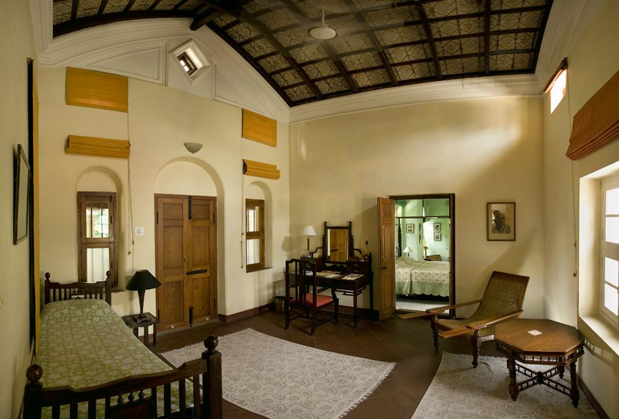 Villa pottipati is one of the few heritage boutique hotels in bangalore that offer guests the unique experience of relishing a garden villa away from the