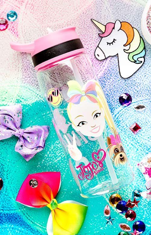 10 99 Zak Designs Jojo Siwa Water Bottle Jojo Siwa
