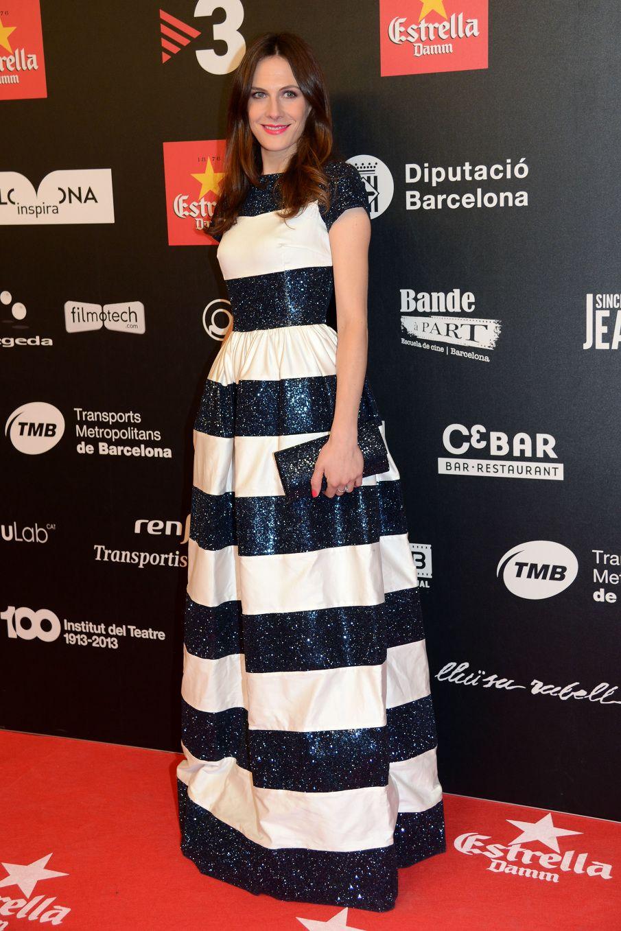 Belen Fabra bel�n fabra in juan pedro lopez - premis gaud� 2014 | bel�n