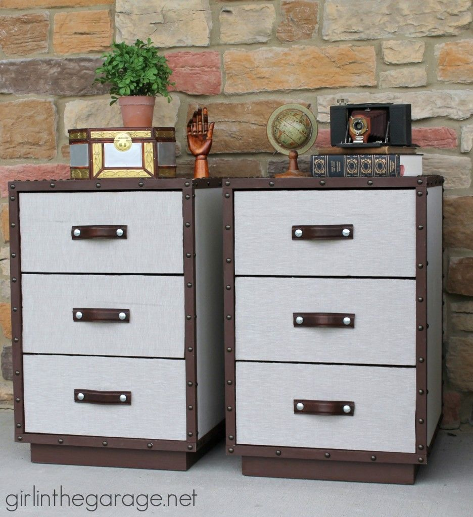 diy furniture makeover. 11 Themed Furniture Makeovers - Girl In The Garage Diy Makeover T
