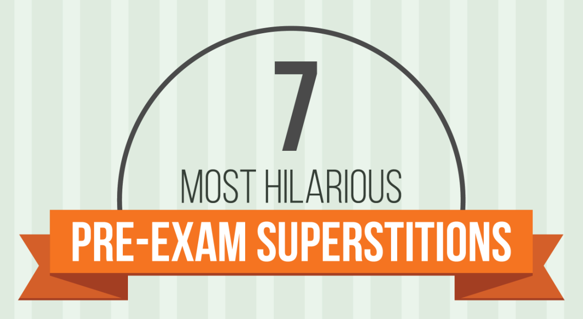 7 Most Hilarious Pre Exam Superstitions Hilarious Study Hard List Of Superstitions