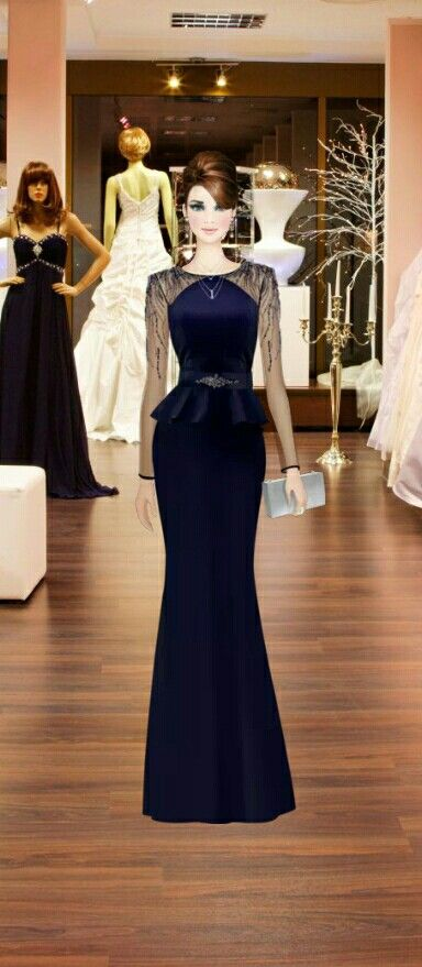 Theme: Shopping for Red Carpet Gown