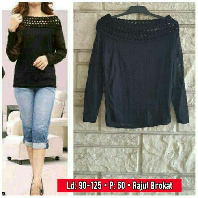 Temukan dan dapatkan Black sabrina blouse import 085123 hanya Rp 85.000 di Shopee sekarang juga! http://shopee.co.id/ria_nita/14809983 #ShopeeID
