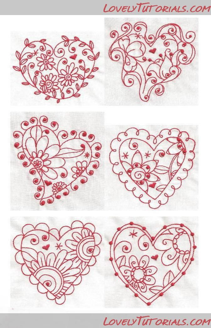 heart template! ooh, this would me amazing on a cake ... - photo#30