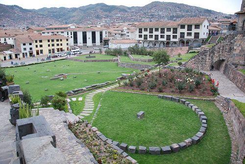 Q'oricancha - Cusco - Perú. Foto : Johnson_C