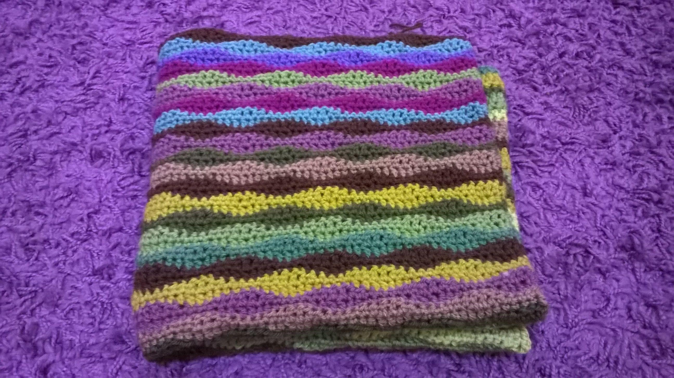 Part 2 Of The Moorland Blanket Cal Courtesy Of Attic24 Hackeldecke