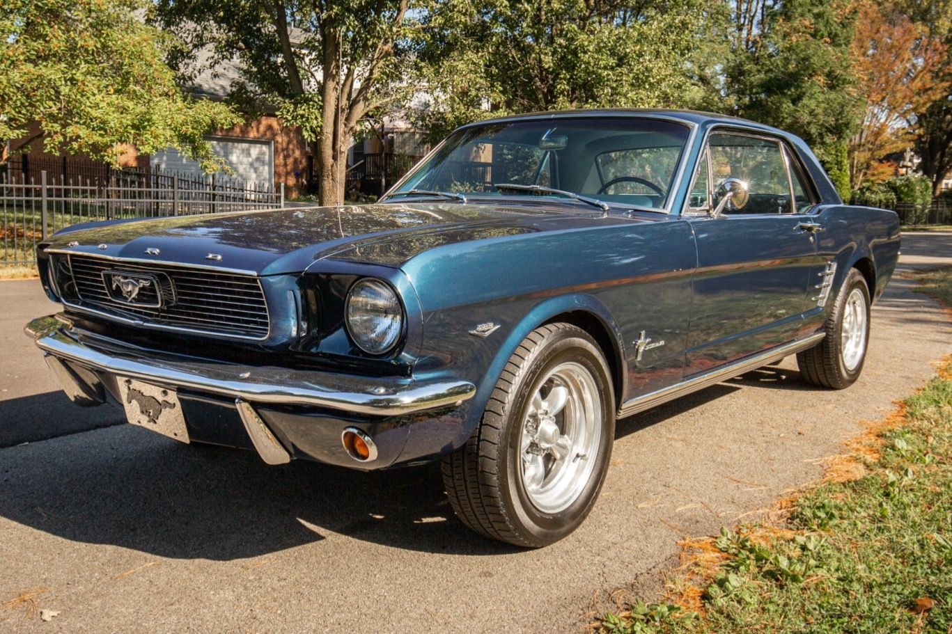 1966 Ford Mustang In 2020 1966 Ford Mustang Ford Mustang Mustang Coupe