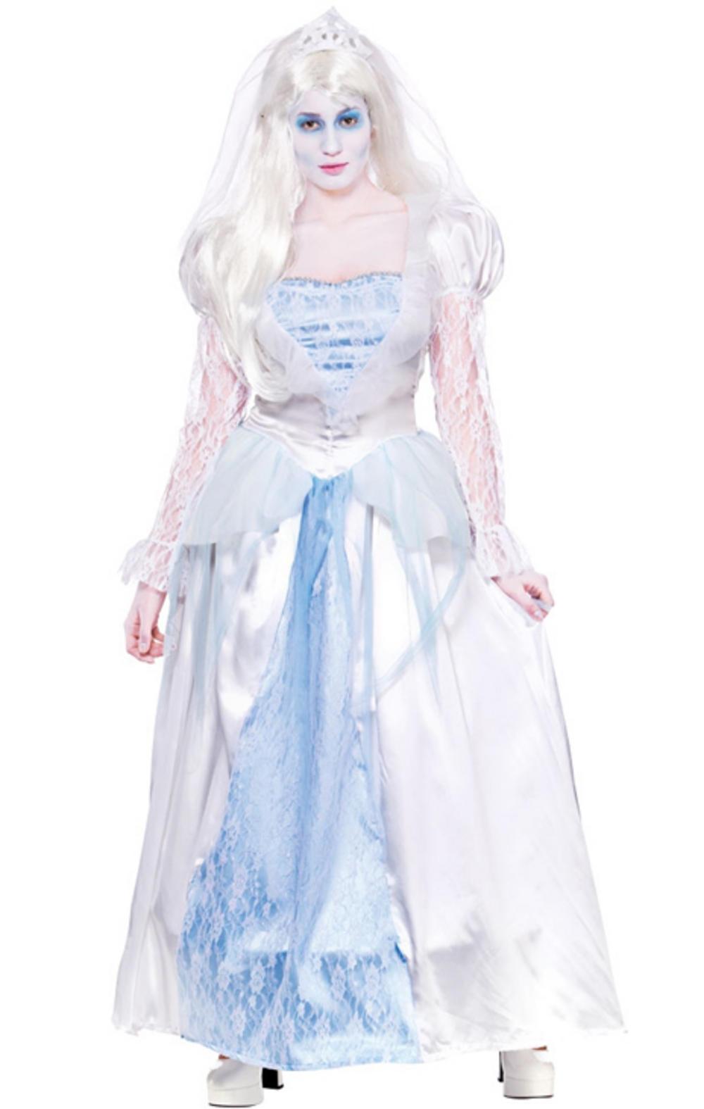 Ghost Bride Ladies Costume Ghost bride costume