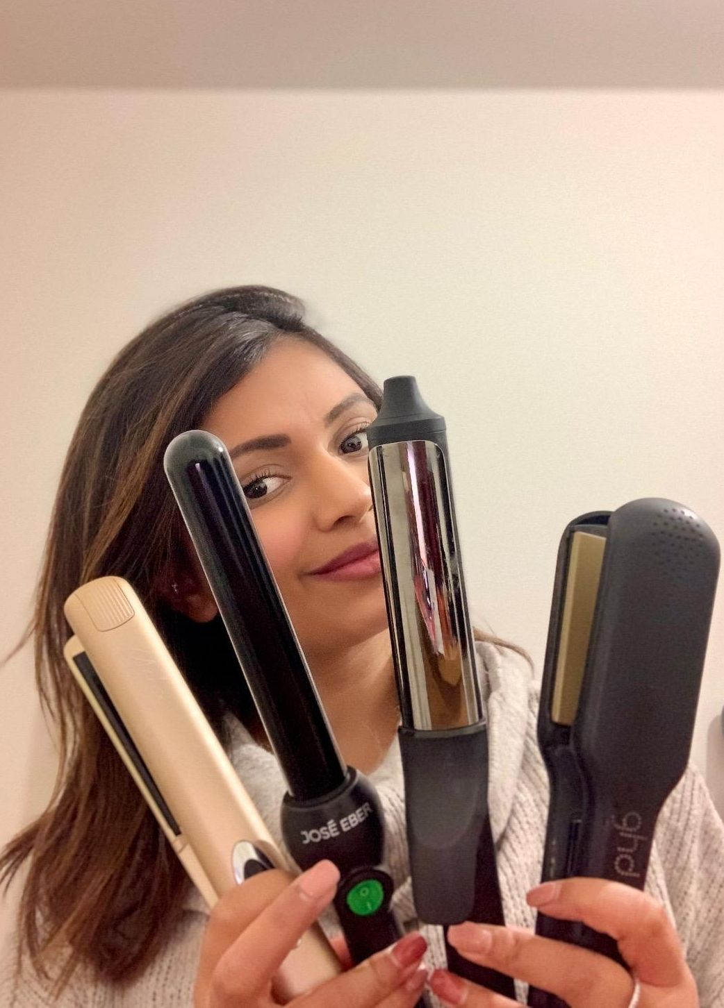 5 Best Styling Tools For Damaged Hair Tried And Tested Damaged Hair Hair Tools Hair Straightener And Curler