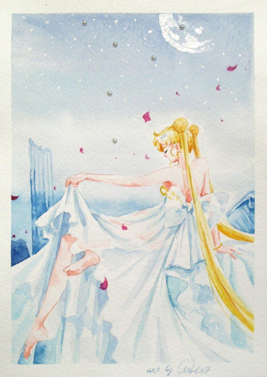 World Of Eternal Sailor Moon Fanart By Ash Sailor Moon