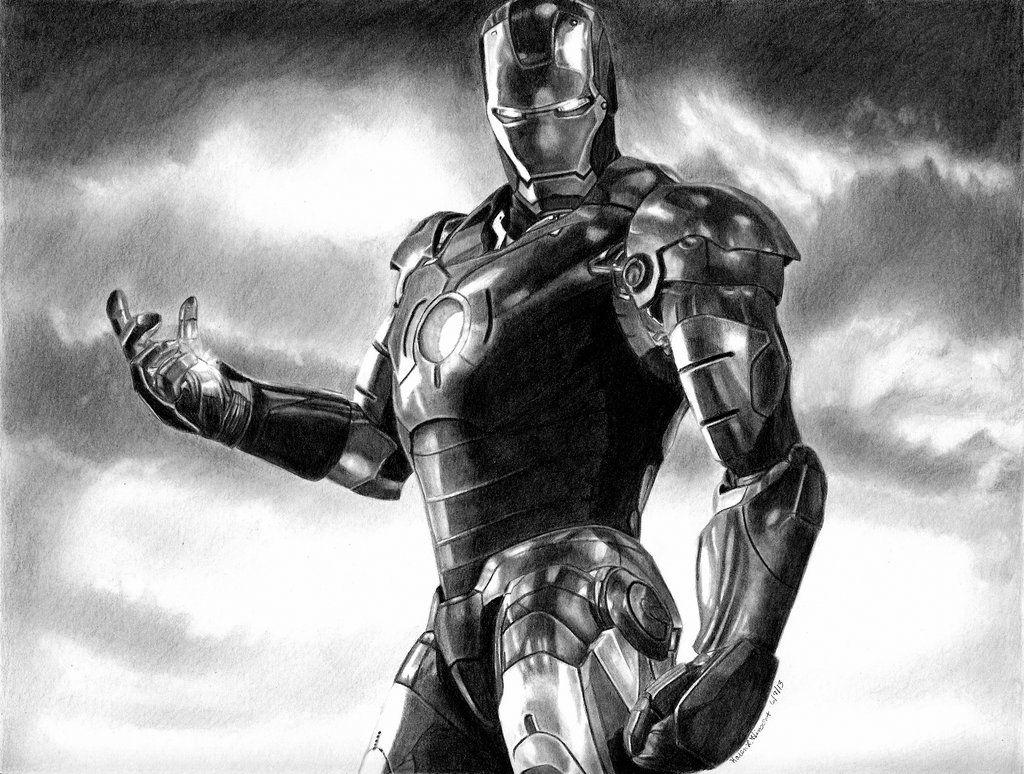 Iron Man by khinson on deviantART