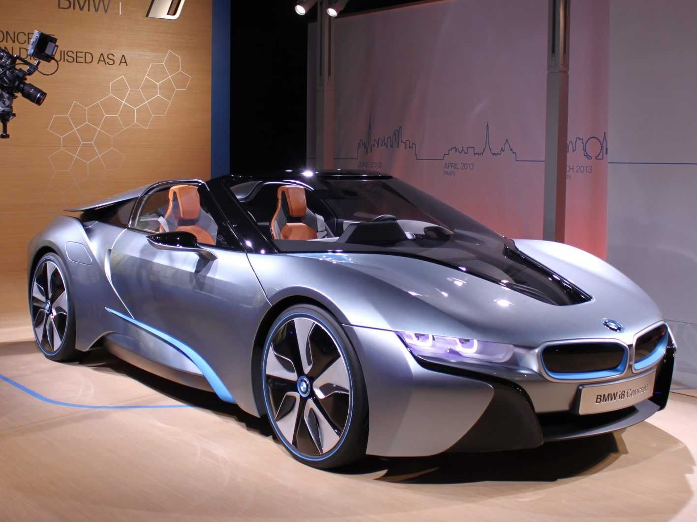 Bmw Has Awesome Cars That Will Shape The Future Of Electric