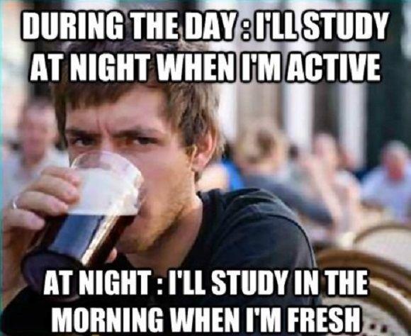 Funny Friday Night Meme : Study meme #day #night memes & comics pinterest study meme