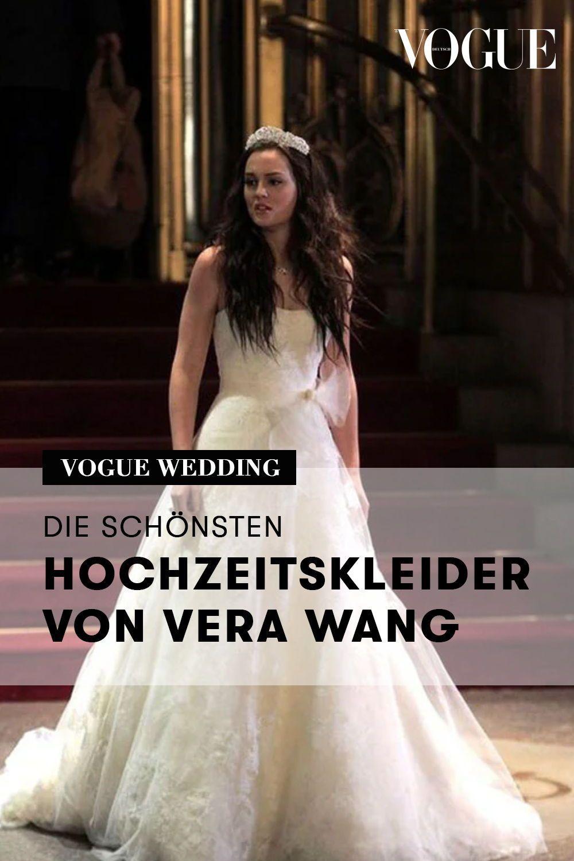 Hochzeitskleider von Vera Wang: 13 legendäre Auftritte von Mariah