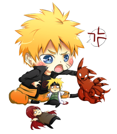 Chibi Naruto - app android Chibi picture wallpaper HD