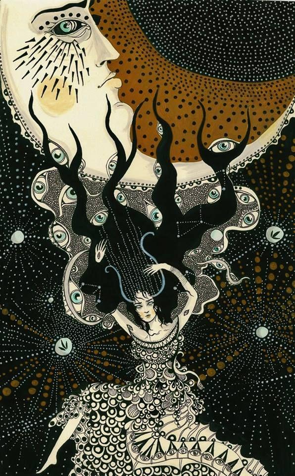 Image result for art of Daria Hlazatova