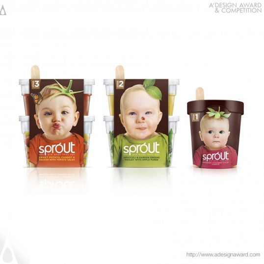 Sprout by Springetts Brand Design Consultants