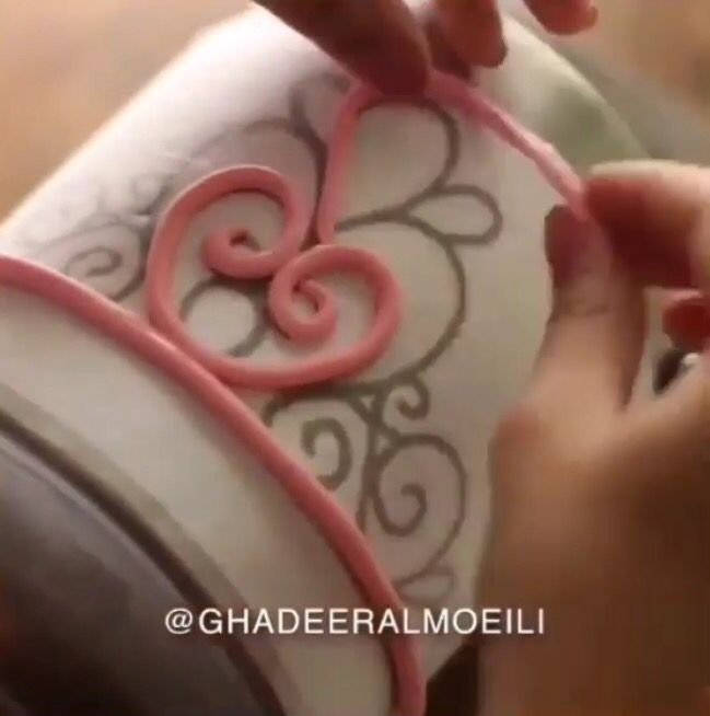 How to make fondant crown without a mold … | baby shower