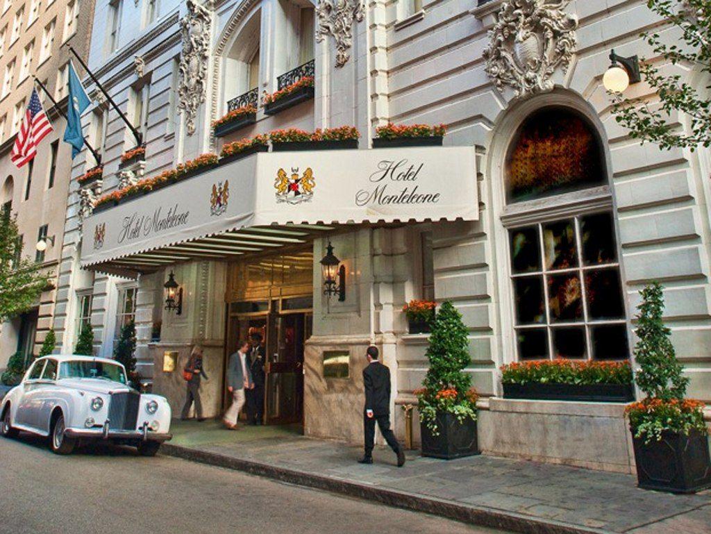 Hotel Monteleone New Orleans Louisiana Condé Nast Traveler