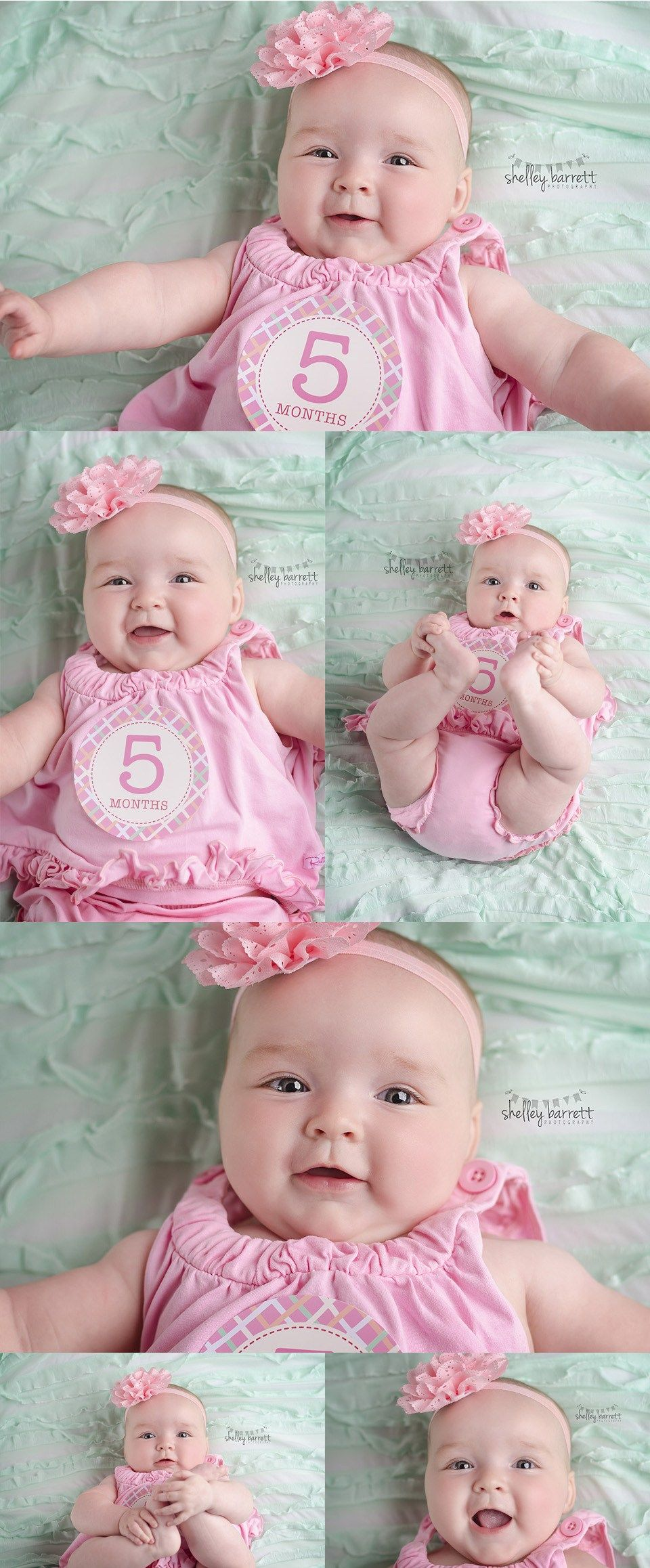 Birmingham & Chelsea. Alabama Baby Photographer   Photographing babies. Alabama baby. 5 month old baby