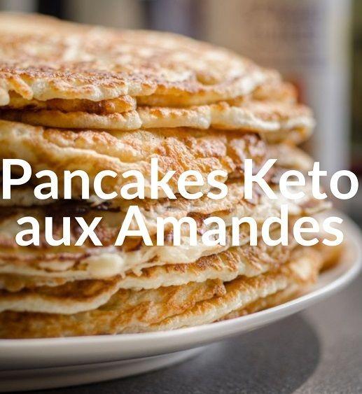 pancakes keto aux amandes recette ceto recettes sans. Black Bedroom Furniture Sets. Home Design Ideas