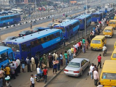 Brt Buses Resume Operations After Drivers One Day Strike Lost N50m