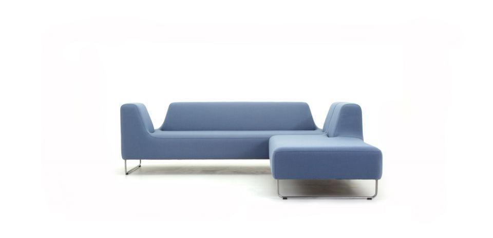 #Ugo modular sofa, design #Norway Says, from LK Hjelle.