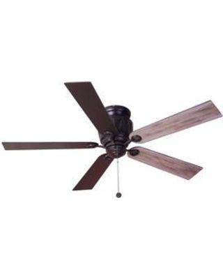 The Modern Lamp Guide | For the Home | Flush mount ceiling fan