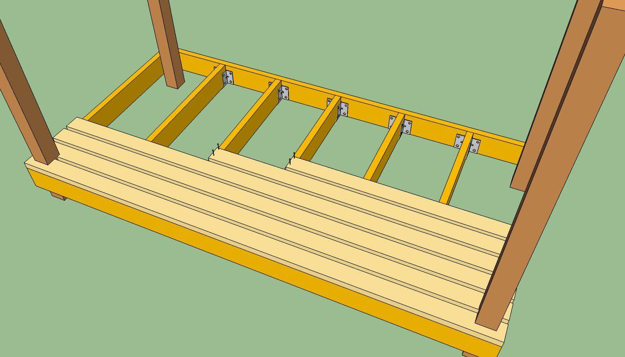 Firewood Storage Shed Plans Diy Deck