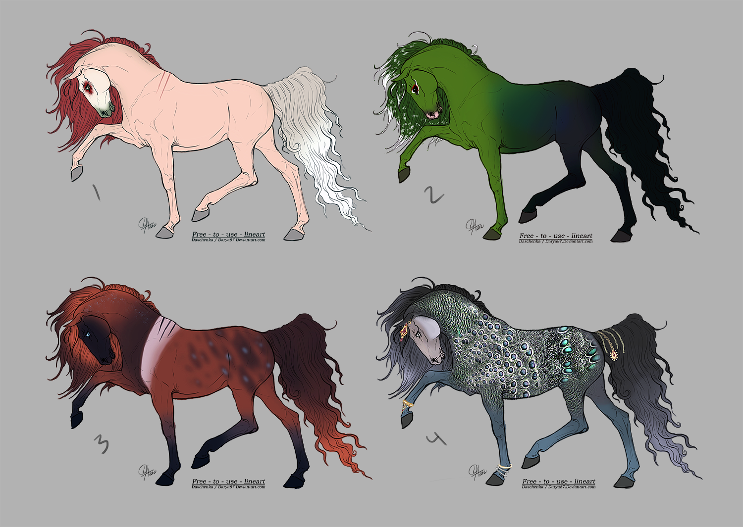 Unnatural Horse Draw To Adopt 1 Canceled By Vin Dit Adopts On Horse Drawing Drawings Horses