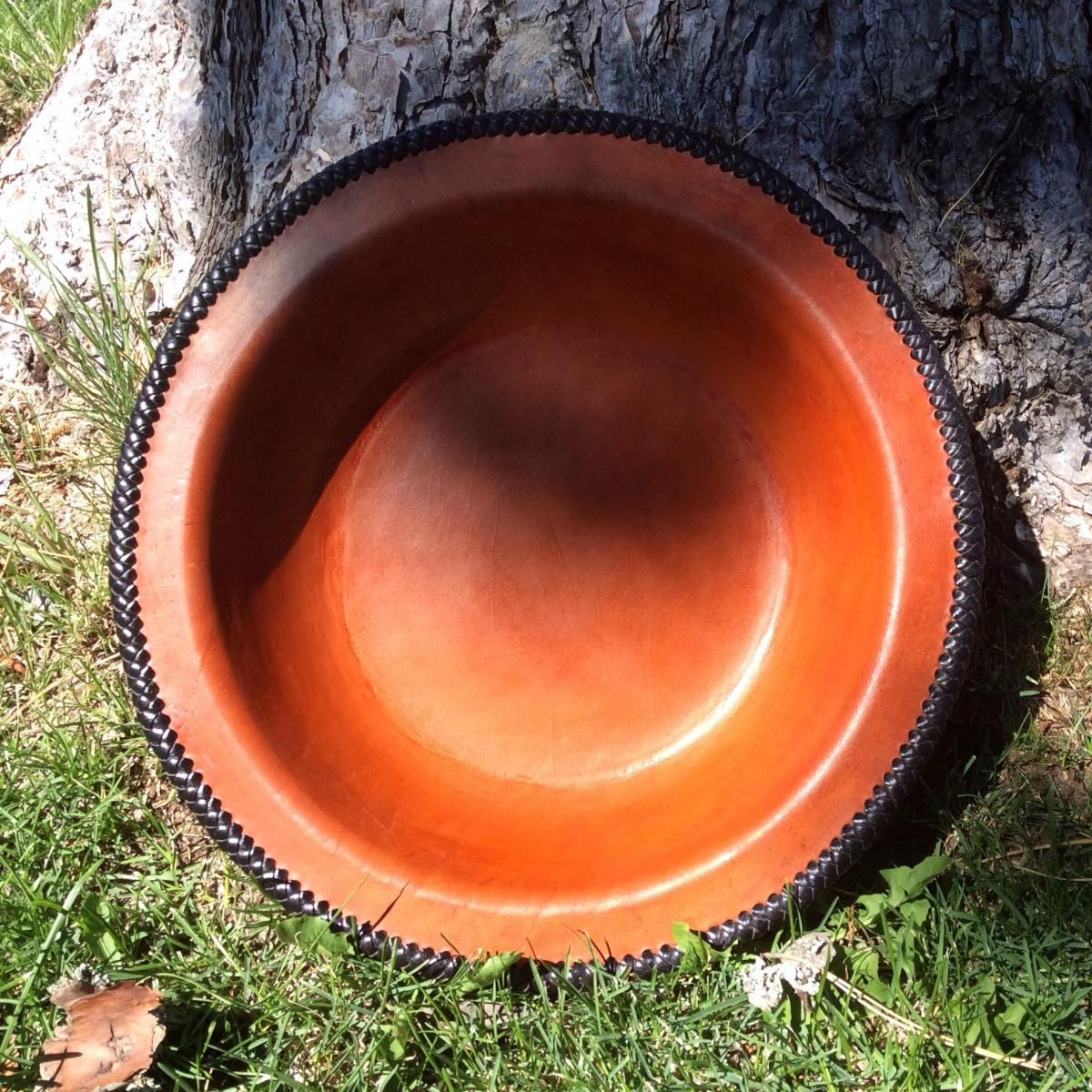 Molded Leather Bowls - Show Off!! - Leatherworker.net