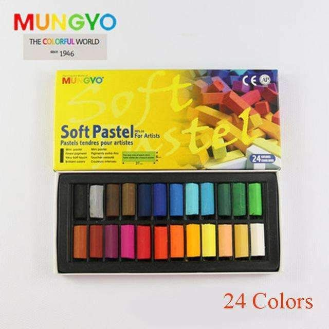 painting crayons soft pastel 24 32 48 64 colors set art drawing set