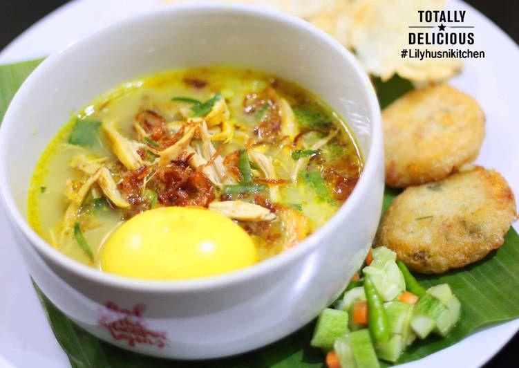 Resep Soto Kuning Oleh Lilyhusnikitchen Resep Resep Masakan Indonesia Masakan