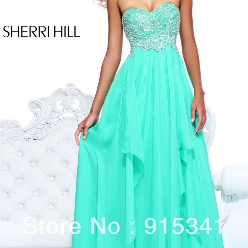 Sherri Hill Prom Dress In Great Condition!