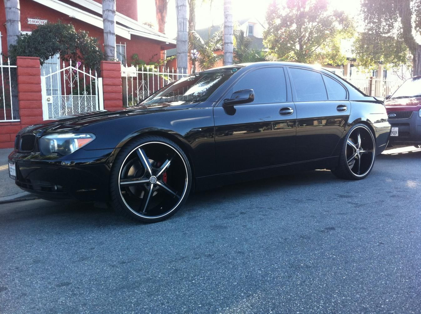 Bmw 745 On 24s 2004 745 24 Inch Rims Page 5 Bimmerfest Bmw