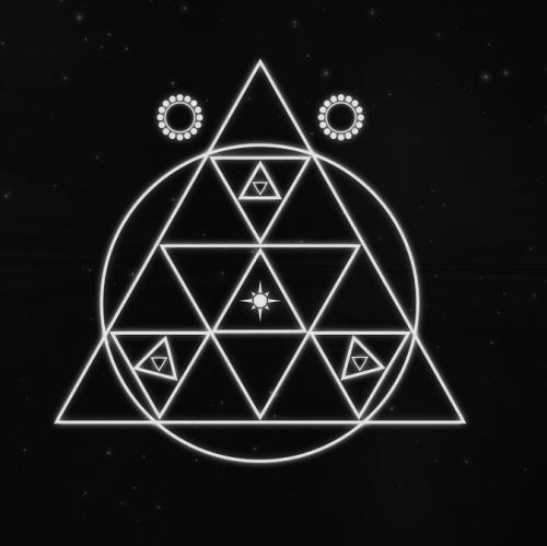 Spiritual Awakening Symbol The Triangles And Circles Are Symbols Of