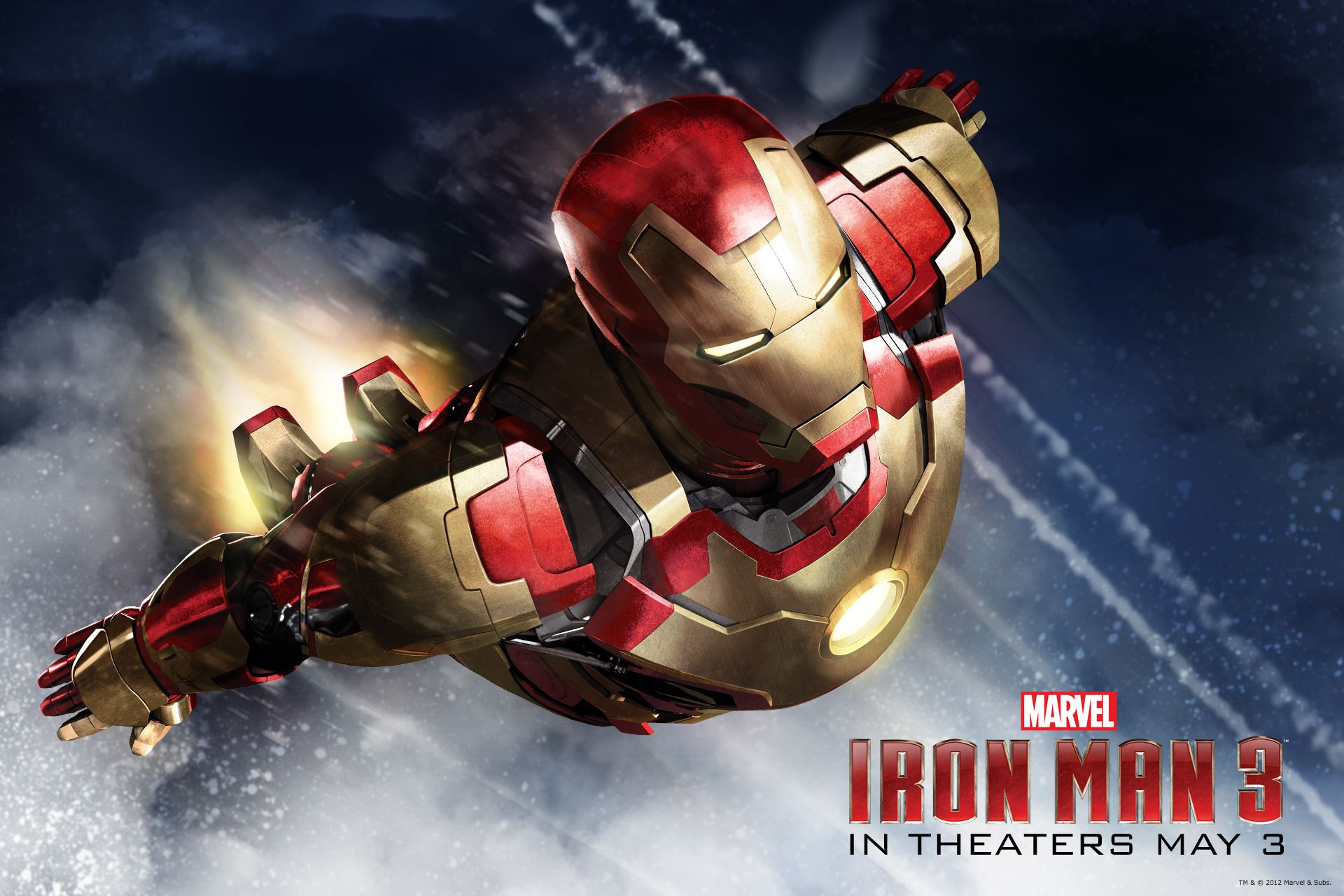 BaixenetspaceHomem de Ferro 3 (Iron Man 3) Torrent – Dublado (2013 ...