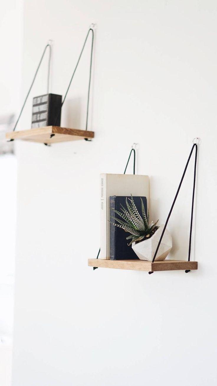 1 PETIT Shelf / Hanging Shelf / Floating Shelf / Swing Shelf ,  #FLOATING #Hanging #homeacces…