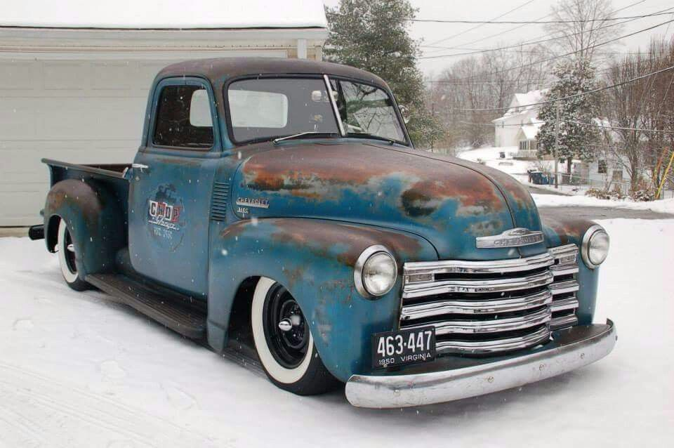 Chev Chevy Chevrolet Advanced Design Pickup Truck White Wall Tires Classic Chevy Trucks Vintage Pickup Trucks Chevy Trucks