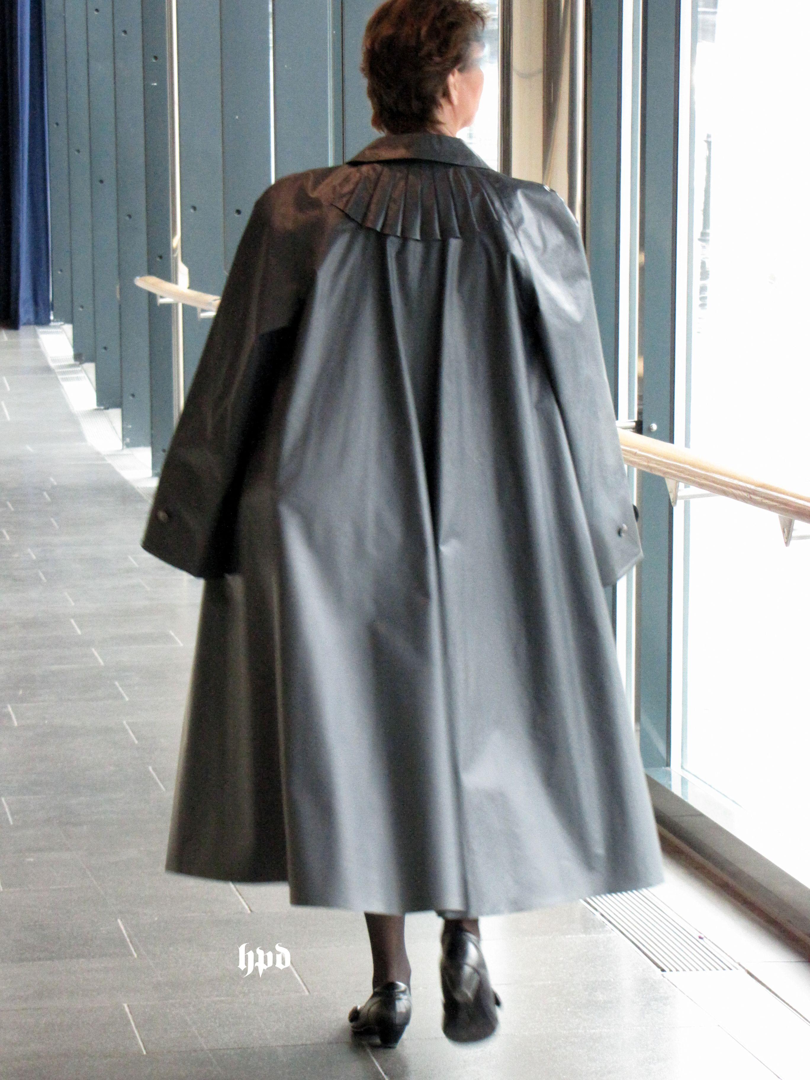 Geschichten kleppercape regenkleidung in
