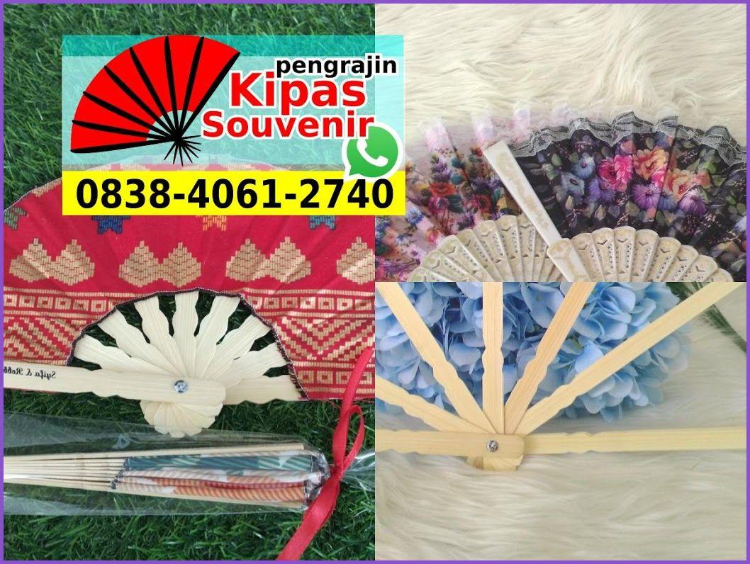 Souvenir Kipas Batik Dengan Gambar Kipas Tangan Kipas Pola