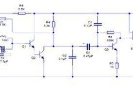 Make A 1 5v Am Radio Electronic Engineering Electrical