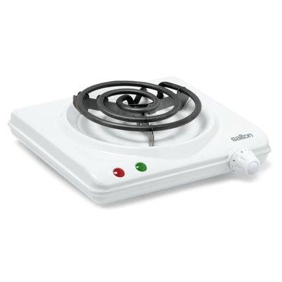 Salton Portable 9 Electric Cooktop With 1 Burner Cooking Range