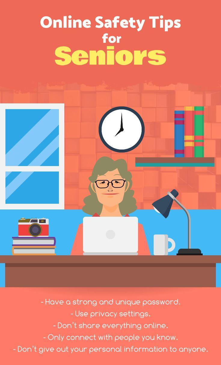 Online Safety Tips for Seniors #tips www ...