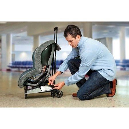 Britax Car Seat Travel Cart Target - Velcromag