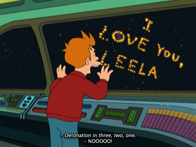 Image result for Time Keeps On Slippin' futurama
