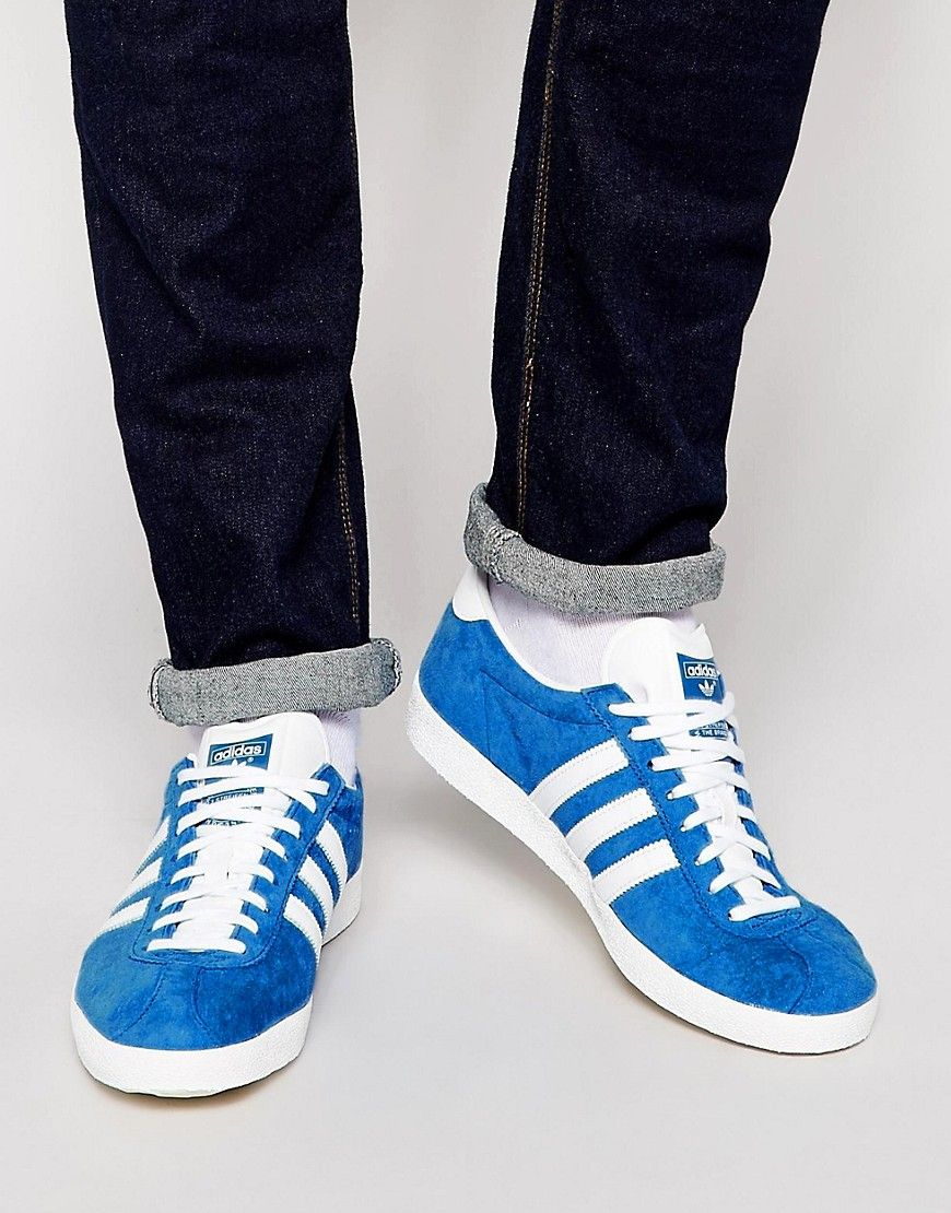 new product 99115 3628c Image 1 of adidas Originals Gazelle OG Sneakers G16183