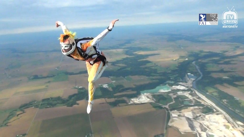 Pin By Para Gear On Para Gear Skydiving Paragliding Freestyle