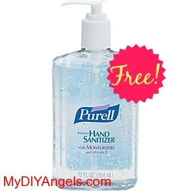 Free Purell Hand Sanitizer At Rite Aid Sanitizer Hand